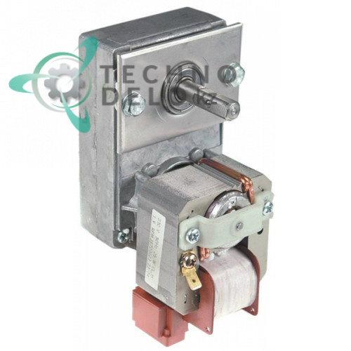 Мотор-редуктор Bitron 39700023 25Вт 230В 1,9 об/мин KEMO007 гриля Chergui и др.