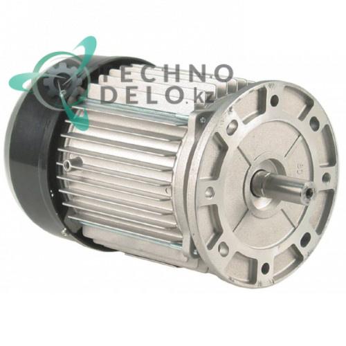 Мотор Elettromeccanica 80/4 750Вт вал ø19мм фланец ø160мм 1400об/мин H-200мм L-240мм 25NT20 230V для Alimacchine NT20