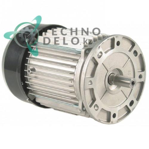 Мотор Elettromeccanica 80/4 750Вт 230/400В 3ф 1400 об/мин ø160/150мм H-200мм L-240мм 25NT20 для тестомеса Alimacchine NT20