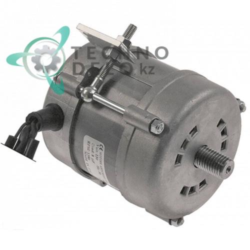 Мотор FAC (230В 110Вт) 1380 об/мин вал ø15мм для профессионального слайсера RBA и др.