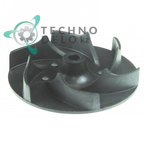 Крыльчатка FIR 1201315 ø96мм H-23мм ø9x8мм 0501092 / 0501137 для посудомоечной машины Meiko и др.