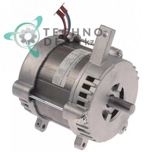 Мотор Elettromeccanica H70-681 230В 1380 об/мин 00000000681 вал ø15мм L-35мм для слайсера Horeca Select, RGV и др.