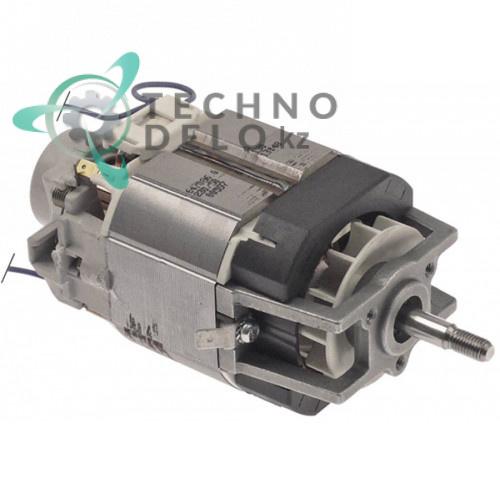 Мотор 220В 450Вт 800 об/мин резьба M6L 60x165x80мм 30103 для миксера под напитки Ceado CL100/Mixer B1 и др.