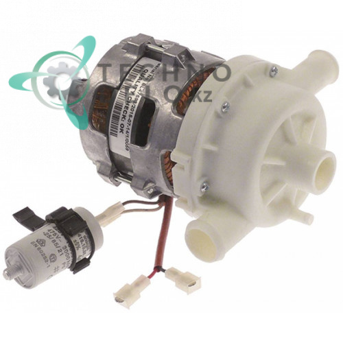 Насос LGB CF 2745 230V 0,19kW 130166 для оборудования Colged, Elettrobar, Eurotec, MBM-Italien