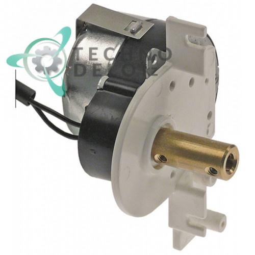 Мотор-редуктор Mechtex GB5F 15 230В 40 об/мин вал ø12мм 9082010500 льдогенератора Staff Ice System