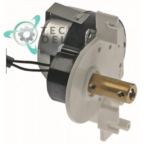 Мотор-редуктор Mechtex GB5F 12X 3Вт 230В вал ø12мм 9082013500 для льдогенератора Staff Ice System и др.