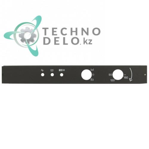 Панель арт.504720 047561 047633 для профессиональной посудомоечной машины Electrolux, Zanussi C51/C52/LS510/LS520 и др.