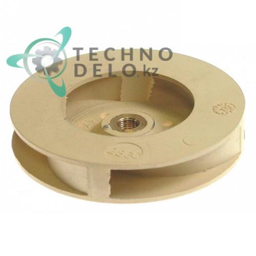 Крыльчатка ø 105мм помпы 00002860 для машин посудомоечных Elframo С34