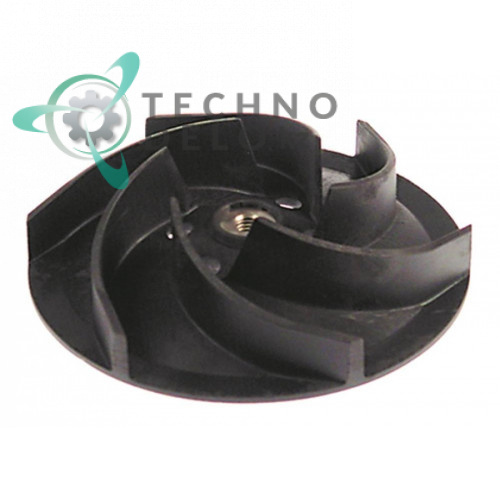 Крыльчатка насоса FIR ø123мм H-34мм M8L 512052800 / 80004669 для Mach, Lamber