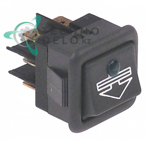 Выключатель 2CO 250В 130454 посудомоечного оборудования Comenda