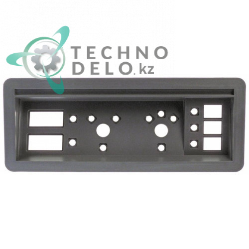 Панель кнопочная серый цвет 312x132мм CEPC621405 для профессиональной посудомоечной машины IME Omniwash