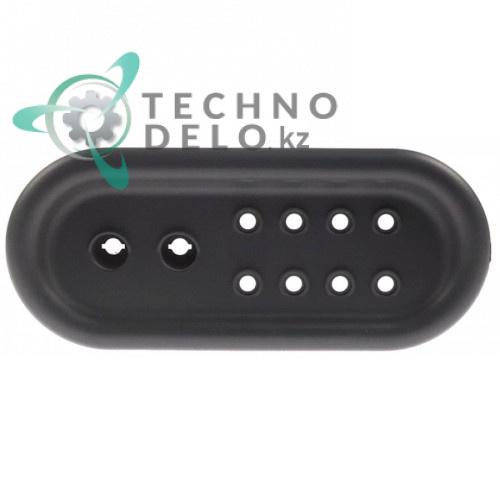 Панель кнопочная 312x132мм CEPC6214S05 серая для посудомоечной машины IME Omniwash и др.