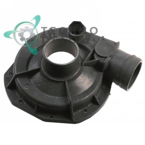 Крышка 116021 для насоса LGB ZF400SX в посудомоечные машины Colged, Elettrobar, Rancilio и др.