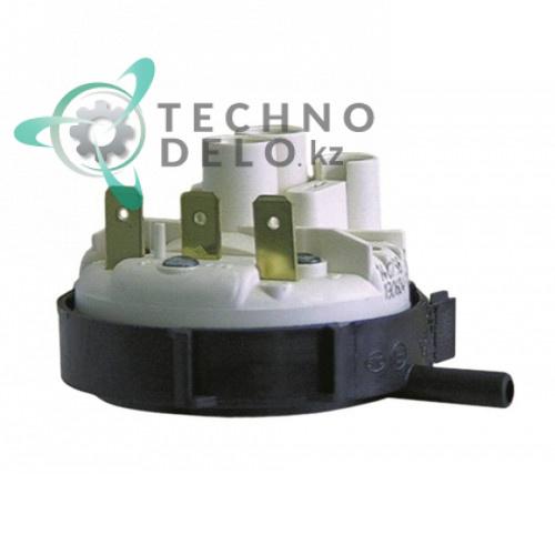 Прессостат реле давления 110/75мбар d6мм 130607 для Comenda B13T/B14T/B15 и др.