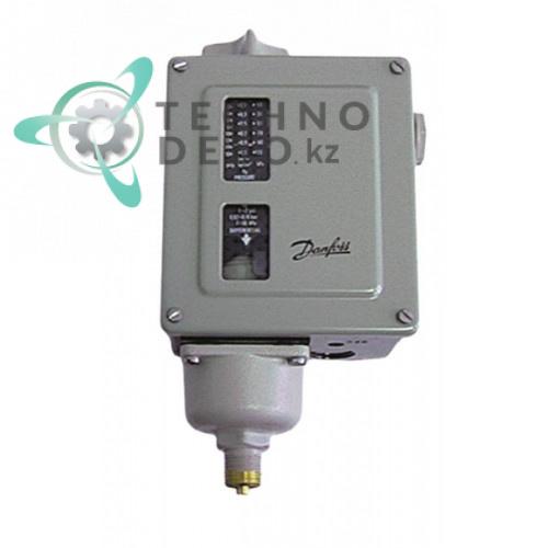 Прессостат (реле давления) DANFOSS регулирования пара 0,2-6,0 бар ø3/8AG для профессионального оборудования Juno и др.