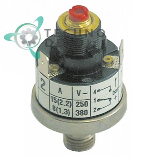 Прессостат / реле давления 232.541025 sP service