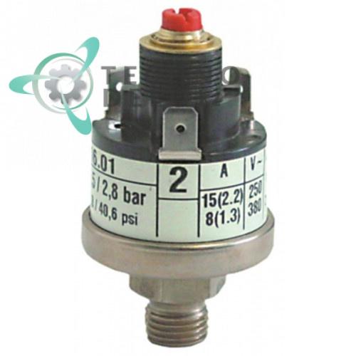 Прессостат / реле давления 232.541042 sP service