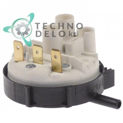Прессостат реле давления 190/40мбар d5,5мм 130635 для Comenda GE50RCD, Hoonved C90DE2/C90E2/EDI4 и др.