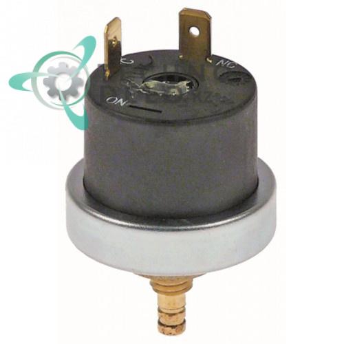 Прессостат (реле давления) -10/-20мбар M8x1,25 ø38мм DW590100 для Dihr, Kromo и др.