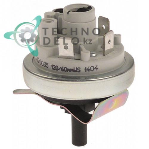 Прессостат (120/60мбар ø6мм) 3126035 для посудомоечной машины Winterhalter GS14, GS15, WKTS и др.