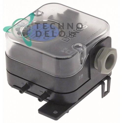 Реле давления (датчик) Dungs 0,2-1,5 мбар подвод давления ø4,7 мм защита IP54 32720056 печи Hounö, Leventi и др.