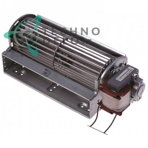 Вентилятор тангенциальный (поперечный) 847.601004 spare parts uni