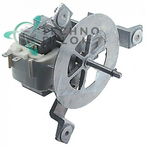 Вентилятор HANNING EMB-30-027 45Вт 230В резьба на валу M6L