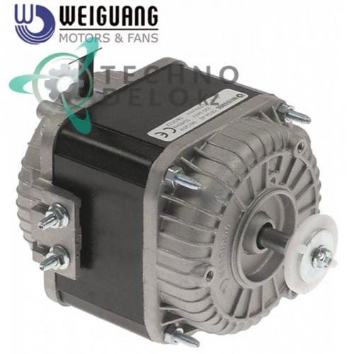 Мотор Weiguang YZF34-45-18/26 (34Вт 1300 об/мин) S1000112, 48519935007 для Whirlpool и др.