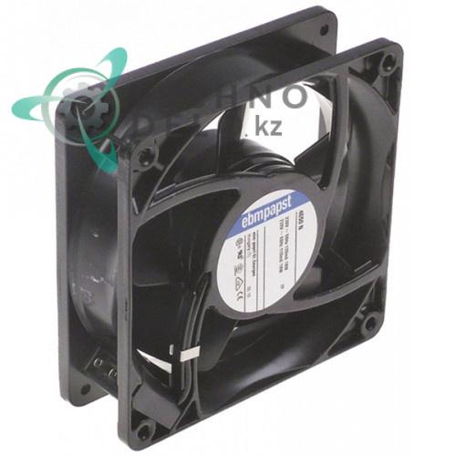 Вентилятор осевой (кулер) Ebm-papst 4650N, 924.4014.351, 927.4014.351 (19Вт/230В) для оборудования Infrico, Mafirol, MBM и др.