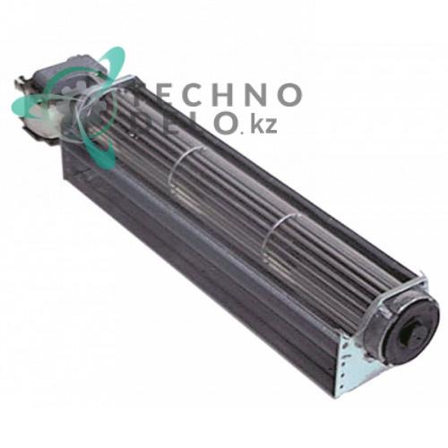 Вентилятор-электромотор тангенциальный (поперечный поток воздуха) 057.601102 /spare parts universal