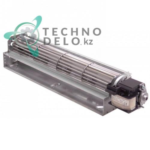 Вентилятор-электромотор Coprel TFR360/35 230В 50Вт ø60мм L-360мм тангенциальный (поперечный поток воздуха) -10 до +60°C