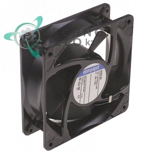Вентилятор осевой (кулер) EBM-Papst 4182NX 119x119x38мм 12VDC 4,5Вт для Convotherm OD10.10/OD6.10 и др.