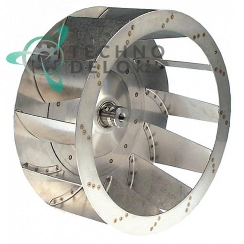 Крыльчатка мотора 034.601208 universal service parts