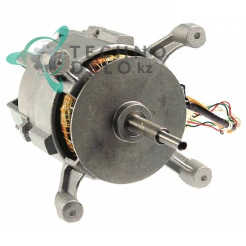 Двигатель Lafert LM FB80 190Вт 230В 006998 для пароконвектоматов Zanussi/Electrolux AOS-FCZ-RDR и др.