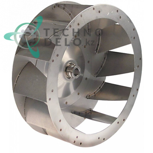 Крыльчатка для электрического мотора 034.601227 universal service parts