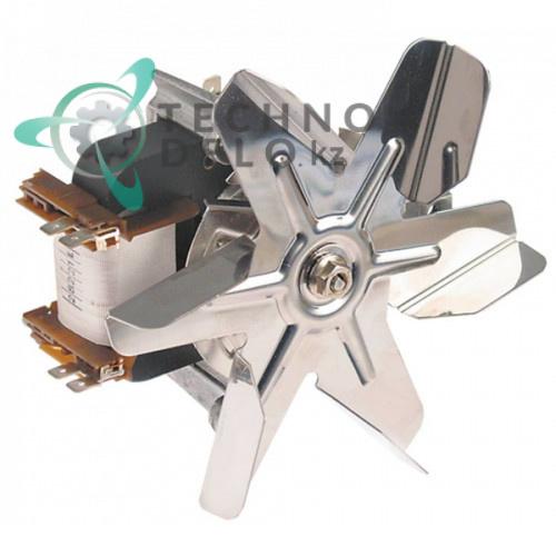 Вентилятор EBM-Papst R2K150-AC03-75 1850 об/мин 240В 30Вт крыльчатка 150мм 014001013 для оборудования Hupfer и др.