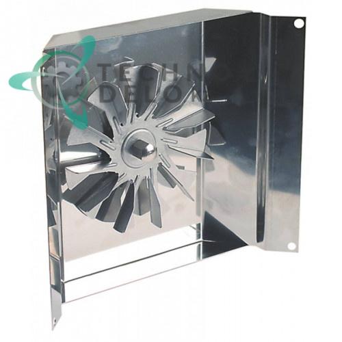 Вентилятор EBM-Papst EM3010L-19 120/240В диаметр крыльчатки 120мм 59050501 для тележки с подогревом RIEBER