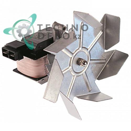 Вентилятор Fime C30R0407CLF (230В 30Вт) крыльчатка D-150мм для теплового кухонного оборудования