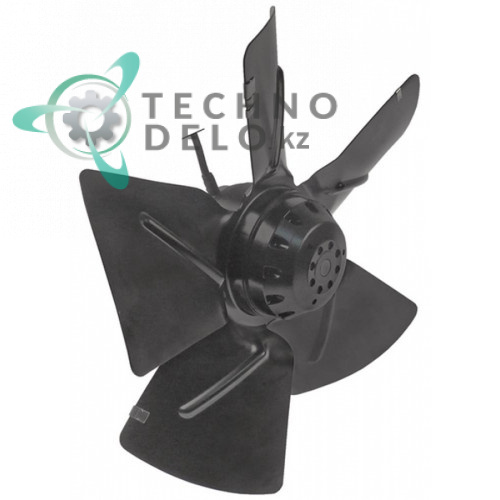 Вентилятор EBM-Papst A4E350-AA06-01 230В 140Вт D-350мм 23468 для Brema G1000/M1500/M800/VM1700 и др.