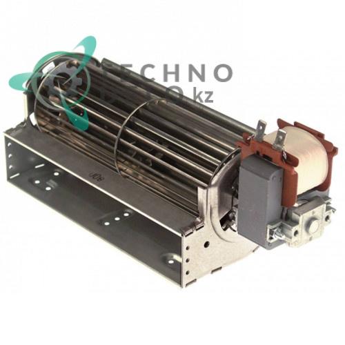 Вентилятор EBM-Papst QLZ06/1800-2518 D-60мм 230В 28Вт 1V422429 холодильного оборудования Franke, Salvis и др.
