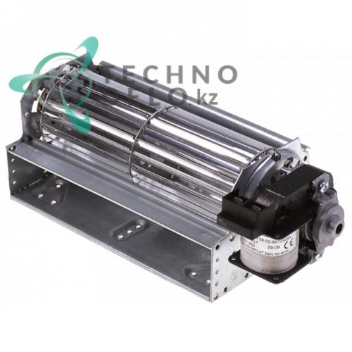 Электромотор-вентилятор TFR 180 230V/50-60Hz 17W MOT43SE для поперечного потока воздуха