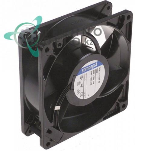Вентилятор осевой (кулер) EBM-Papst 5950W 127x127x38мм 230VAC 18Вт крыльчатка D-120мм 880103500 для Mafirol