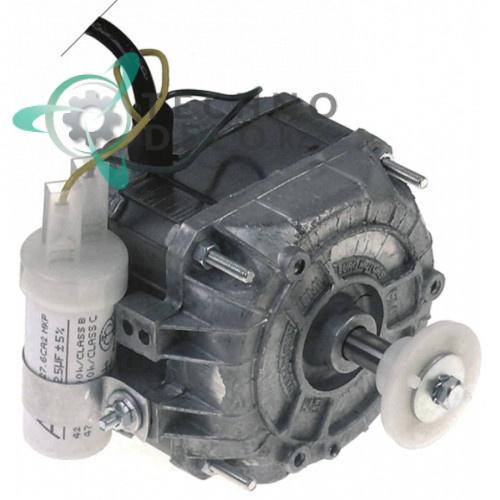 Мотор (вентилятор) 35Вт 0KM742, 18562524 льдогенератора Electrolux, Icematic, Simag и др.