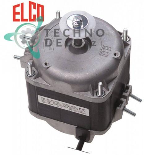 Мотор Elco VNT34-45/031, NET5T34PVN001 (1300/1550 об/мин 34Вт 230В) 0KM742