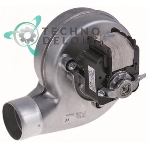 Радиальный вентилятор 847.601599 spare parts uni