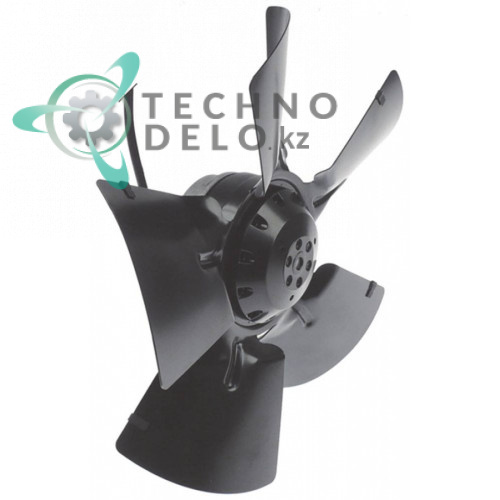 Вентилятор ebm-papst 232.601620 sP service