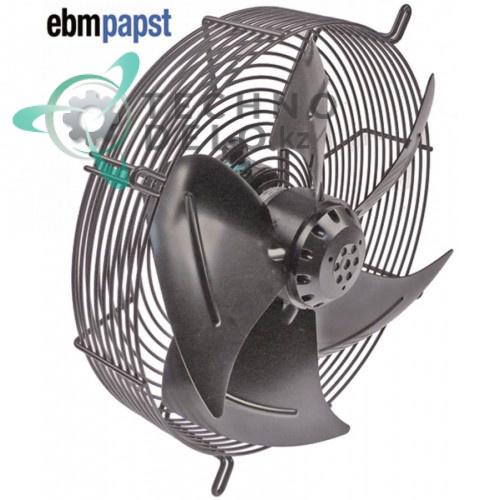 Вентилятор EBM-Papst S6E330-AP02-34 D-330мм 230В 65Вт 940 об/мин 5 лопастей 1648112008 BN1648112008 для Polaris и др.