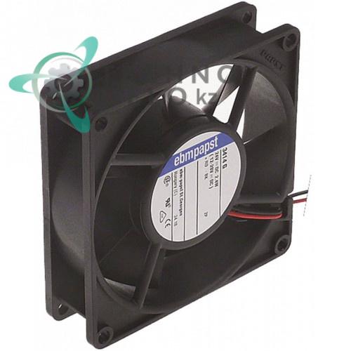 Вентилятор осевой EBM-Papst (кулер) 3414NG 01904100 92x92x25мм 24VDC 2,3Вт для оборудования Dexion, MBM и др.