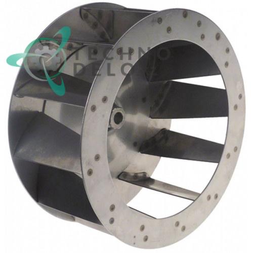 Крыльчатка для электрического мотора 034.601685 universal service parts