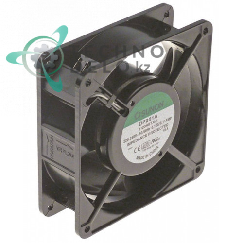 Вентилятор SUNON DP200A 2123XBT.GN (120x120x38мм) для Afinox, Inomak, Inoxtrend, MBM-Italien и др.